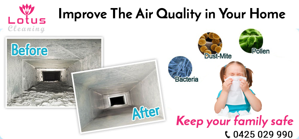 Air Conditioning Duct Cleaning Melbourne